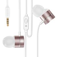 BASEUS 倍思 Encok H-04 耳机 (通用、耳塞式、玫瑰金)