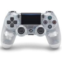SONY 索尼 PlayStation 4 游戏手柄 晶透 17版