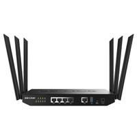 必联(LB-LINK)BL-WR4122H 双核双千兆 企业家用高速穿墙无线路由器 双频光纤级智能路由 hiwifi os系统