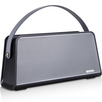 SANSUI 山水 T50 手提式蓝牙音箱 黑色