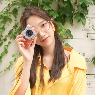 Panasonic 松下 GF10K 微型单电套机(12-32mm镜头) 魅惑橙