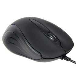 HP 惠普 S300 有线鼠标 黑色