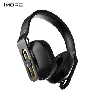 1more 万魔 MK801 头戴式耳机 黑金色