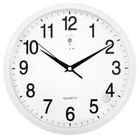 北极星 挂钟时尚创意客厅钟表 静音简约石英钟 2842 白色