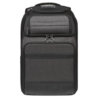 Targus 泰格斯 美国电脑包15.6英寸背包商旅3D立体保护设计双肩包大容量书包联想笔记本男女黑色 913