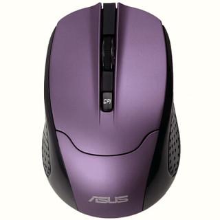 ASUS 华硕 EQ-30 红外无线鼠标 紫色