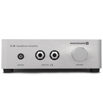 beyerdynamic 拜亚动力 A20 耳机放大器 (银色)