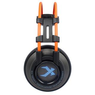 xiberia 西伯利亚 K9 游戏耳机 黑色