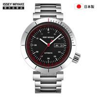 ISSEY MIYAKE 三宅一生 W系列 NYAE001Y 男士机械手表