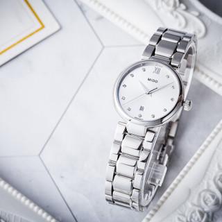 MIDO 美度 贝伦赛丽系列 M022.210.11.036.00 女士石英腕表