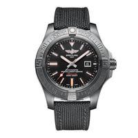 BREITLING 百年灵 BLACKBIRD系列 V1731010-BD12-100W 男士自动机械腕表