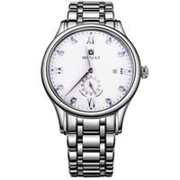 MANJAZ 名爵 7213M SW-WW-A6 男士机械手表