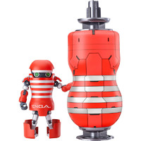 TENGA 飞机杯变形机器人 可动手办 MEGA TENGA BEAM 初回限定套装
