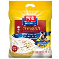 有券的上 : SEAMILD 西麦 谷物早餐 即食 中老年营养燕麦片 700g *6件
