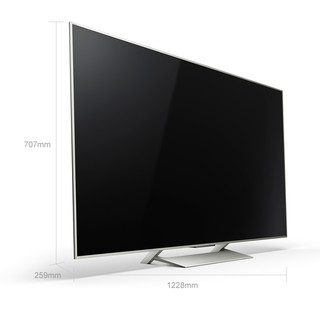 SONY 索尼 KD-55X9000E 55英寸 4K液晶电视