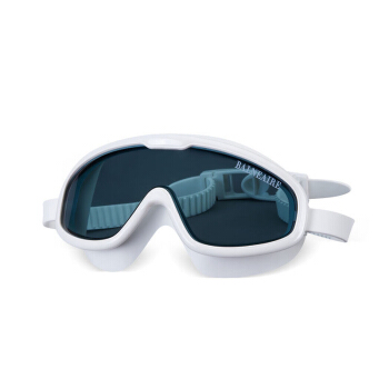 BALNEAIRE 范德安 YJ015 防水防雾高清游泳眼镜 白色