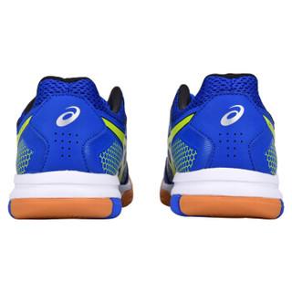 ASICS 亚瑟士 B706Y-4589 男士羽毛球鞋 (蓝色、42.5)
