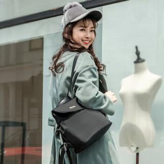OIWAS 爱华仕 OCB1659 时尚休闲女士背包 黑色