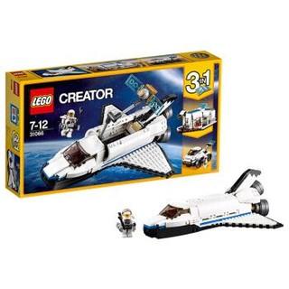 LEGO 乐高 31066 航天飞机探险家