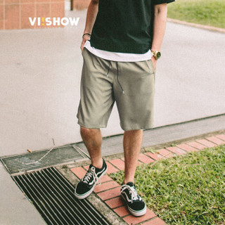 ViiSHOW KD1205172 男士休闲短裤
