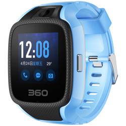 360电话手表X1运动快充版 轻薄防水拍照快充 彩屏定位高精度传感器 360电话手表W702 天空蓝