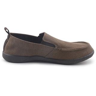 WARRIOR 回力 W912 男士一脚蹬帆布鞋 咖啡 42