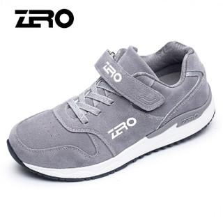 ZERO Y73500 中老年健步鞋 男款灰色 45