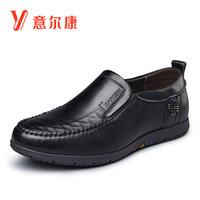 YEARCON 意尔康 7111ZA97450W 男士套脚休闲皮鞋