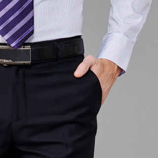 FIRS 杉杉 SNZK71019-5 男士修身西裤 藏青薄款 92
