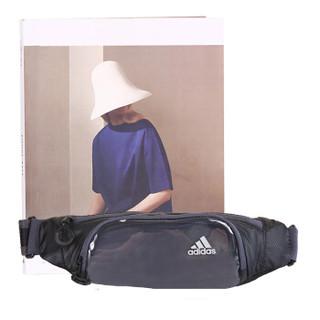 adidas 阿迪达斯 BR1354 男女款户外运动腰包 黑色