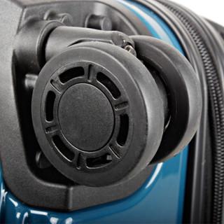 BINHAO 宾豪 99F2F2 万向轮拉杆箱 蓝色 20英寸