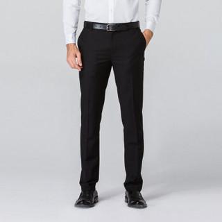G2000 男士休闲西裤 (31/170、99黑色)