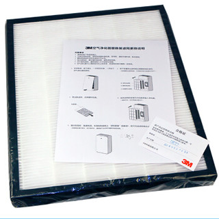 3M MFAF418-1   空气净化器颗粒物滤网