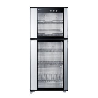 Haier 海尔 ZTD100-A 立式消毒柜 100L 银色