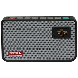 TECSUN 德生 ICR-100 收音机 (黑色)