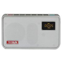 TECSUN 德生 ICR-100 收音机 (银色)