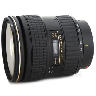 Tokina 图丽  AT-X 24-70mm FX F2.8 变焦镜头 佳能卡口