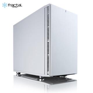 Fractal Design 分形工艺 Define Nano S 消光白 机箱