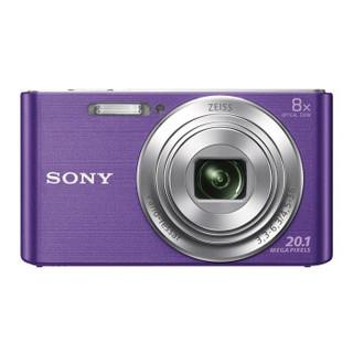 SONY 索尼 DSC-W830 数码相机 紫色