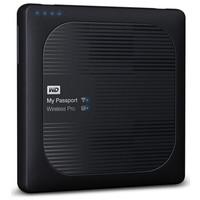 WD 西部数据 My Passport Wireless Pro 移动存储设备 4TB