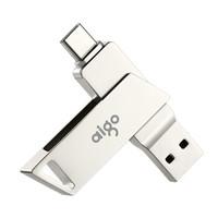 aigo 爱国者 U350 64GB Type-C USB3.0双接口U盘