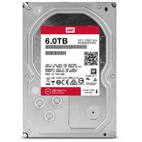 WD 西部数据 红盘Pro 网络储存硬盘 6TB