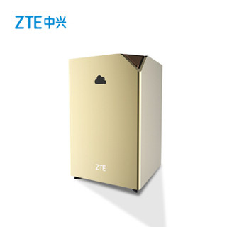 中兴(ZTE) HC100中兴云盒家用网络存储nas服务器云存储4K高清