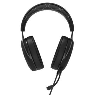 CORSAIR 美商海盗船 HS60 Surround 游戏耳机 白
