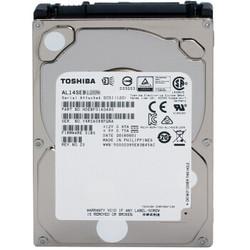 东芝(TOSHIBA) 1.2TB 128MB 10500RPM 企业级硬盘 SAS接口 企业级能效型系列 (AL14SEB120N) 高效能储存