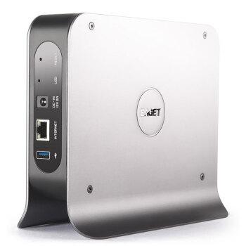PLUS会员:EAGET 忆捷 Y300 NAS储存 3.5寸无线云盘