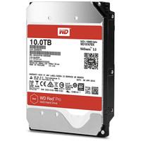 Western Digital 西部数据 红盘Pro 企业级硬盘 10TB256MB 7200rpm WD101KFBX
