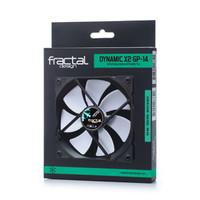 Fractal Design 佛瑞克托设计 Dynamic X2 GP-14 机箱风扇 白色