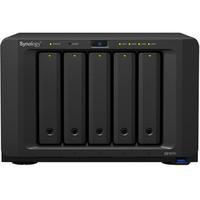 Synology 群晖 DS1517+(8GB) 四核心 5盘位 NAS存储
