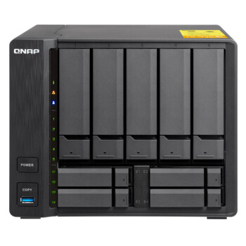 QNAP 威联通 TS-932X-2G 企业级 NAS磁盘阵列